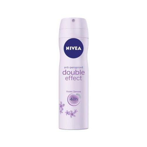 Nivea 150ml double effect violet senses atyperspirant w sprayu dla kobiet Beiersdorf
