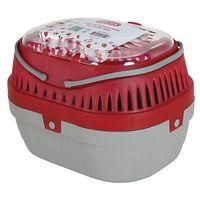 Zolux Transporter dla gryzoni mini czerwony