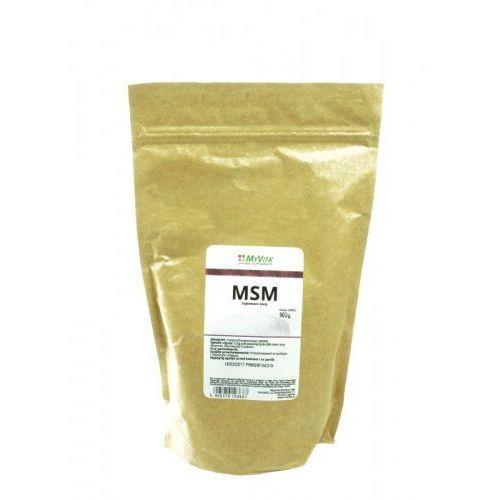 MSM proszek 500 g (Myvita)