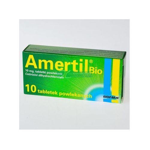 AMERTIL BIO 10 mg - 10 tabletek (5909990652280)