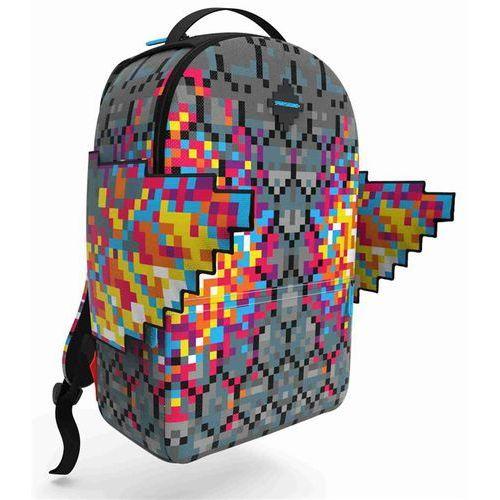 Plecak - pixel wings (000) marki Sprayground