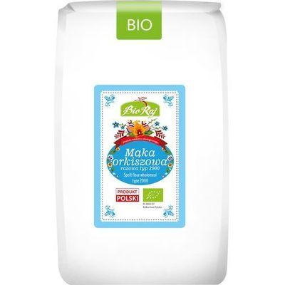 Mąki BIO RAJ (konfekcjonowane) biogo.pl - tylko natura