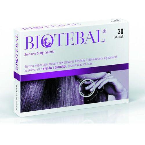 Polfa warszawa Biotebal 5mg x 30 tabletek