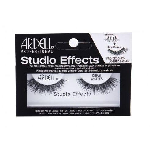 Studio effects demi wispies sztuczne rzęsy 1 szt dla kobiet black Ardell - Bombowy rabat