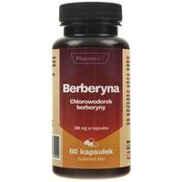 Pharmovit Berberyna 388 mg - 60 kapsułek (5902811234092)