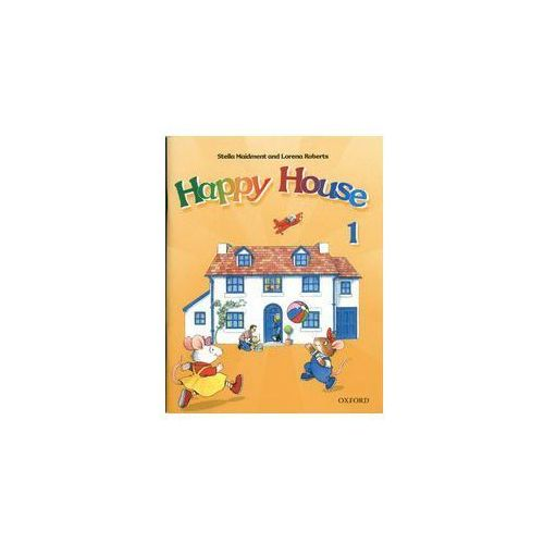 Happy House 1Class Book, Maidment Stella