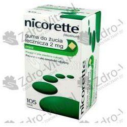 Gumy nikotynowe  pfizer health ab Apteka Zdro-Vita