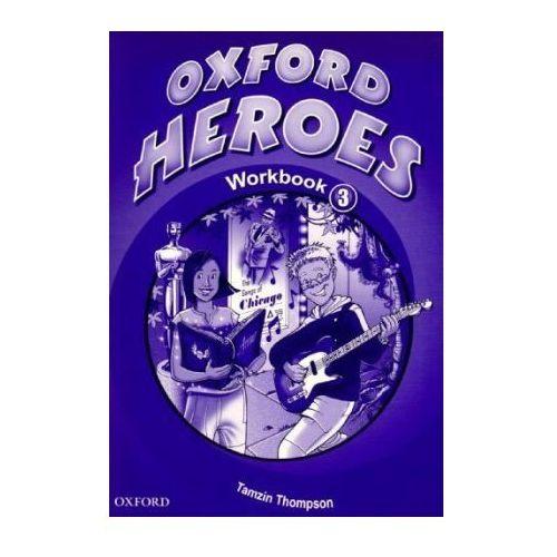 Oxford Heroes 3 Workbook (2007)