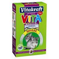 Vitakraft vita special regular pokarm dla szynszyla 600g