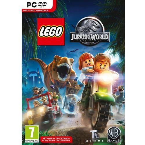 Warner brothers entertainment Lego jurassic world