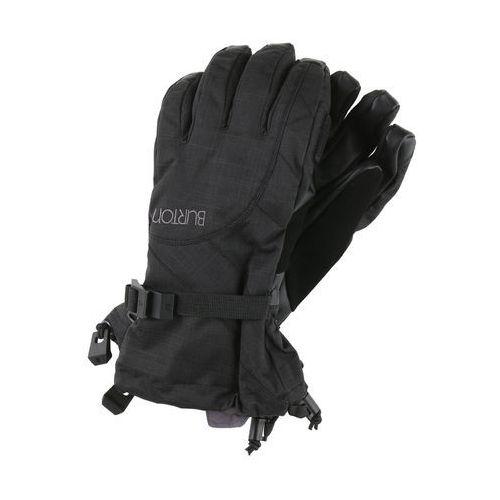 Burton APPROACH Rękawiczki pięciopalcowe true black