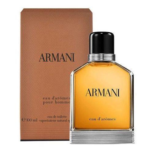 Giorgio armani eau d´aromes 100ml m woda toaletowa tester