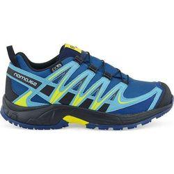 Nowe dziecięce buty xa pro 3d cswp j rozmiar 36/22cm marki Salomon
