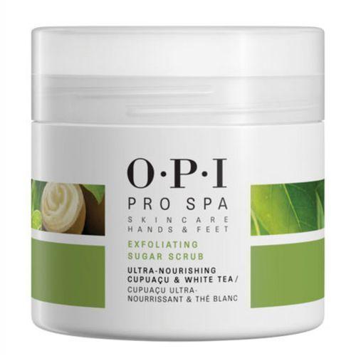 pro spa exfoliating sugar scrub peeling złuszczający do stóp (136 g.) marki Opi