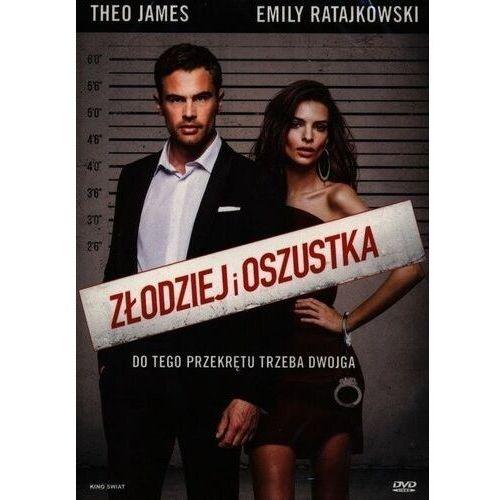 Złodziej i oszustka DVD (Płyta DVD) (5906190326478)