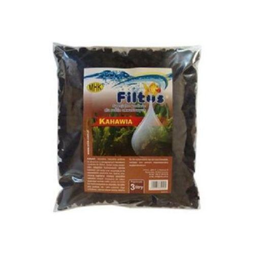 Aquael Mhk filtus kahawia specjalne podłoże do roślin akwariowych 3l