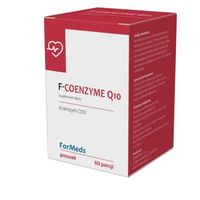 F-Coenzyme Q10 (koenzym Q10 + inulina) 60 porcji