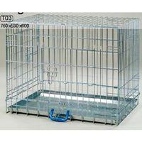 Inter-Zoo Dog 3 klatka metalowa dla średniego psa