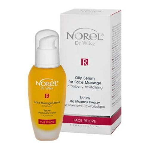Norel (Dr Wilsz) CRANBERRY SERUM REVITALIZING Rewitalizujące serum żurawinowe (PA167) - Ekstra oferta