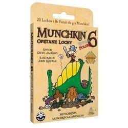 Black monk Gra munchkin 6 opętane lochy dodatek