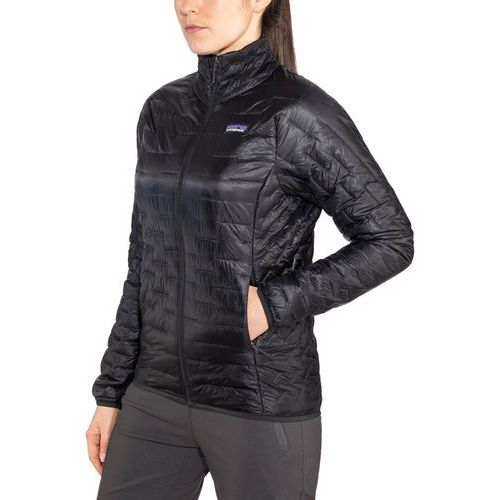 Patagonia MICRO PUFF Kurtka Outdoor black, nylon
