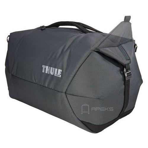 602c729c62369 Thule Subterra Duffel 45L torba podróżna na ramię   ciemnoszara - Dark  Shadow - 7