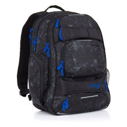 Plecak młodzieżowy Topgal HIT 882 A - Black, kolor czarny