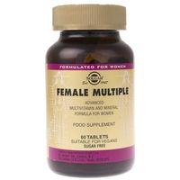 Tabletki Solgar Female Multiple dla kobiet - 60 tabletek