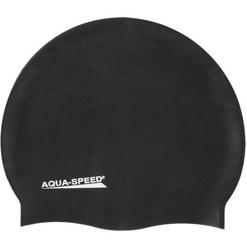 Czepek Aqua-Speed Mega (Kolor: Czarny)