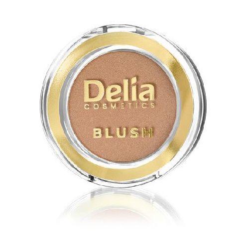 Delia Cosmetics Soft Blush Róż do policzków nr 3 1szt - DELIA