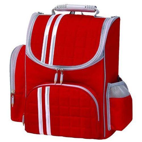 022c463b44cca ▷ Tornister plecak 6-9lat TIGER FAMILY  43 śniadaniówka - czerwony ...
