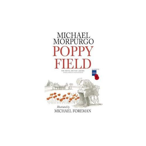 Poppy Field (9781407181424)