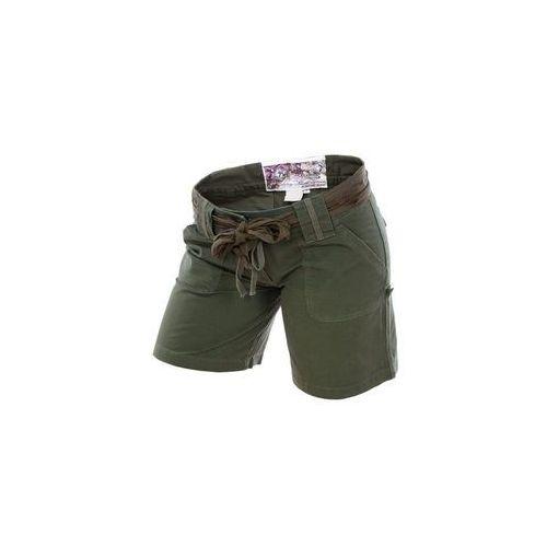szorty damskie Mil-Tec ARMY WOMAN Ripstop olive green (11137001), kolor zielony