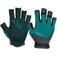 Rękawiczki ION Amara Gloves Half Finger 2018 Emerald/Marine