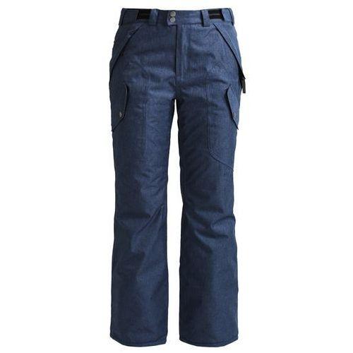 Twintip Performance Spodnie narciarskie blue melange