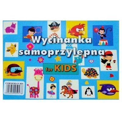 Wycinanki Cormoran InBook.pl