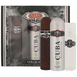 Zestawy zapachowe dla mężczyzn Cuba