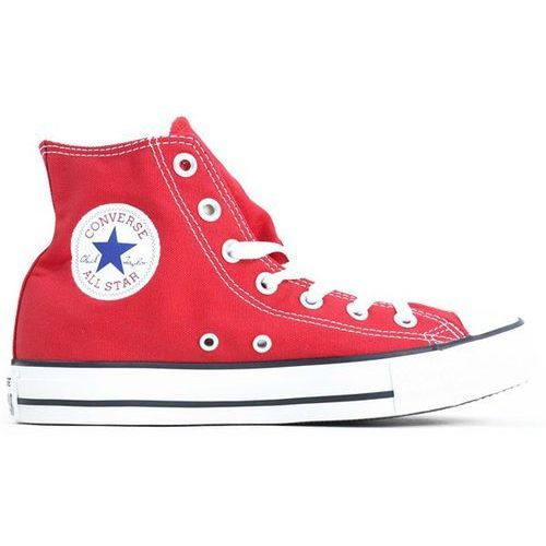 Buty - chuck taylor classic colors red hi (red) Converse