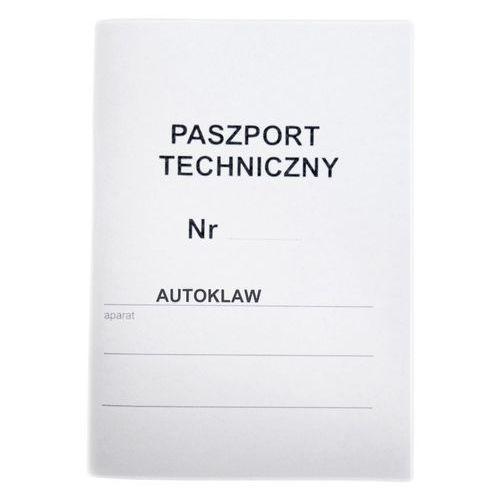 PASZPORT TECHNICZNY DO AUTOKLAWU, 117393