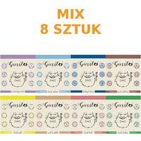 Gussto Fresh - mix 8 sztuk, Waga: 1.59kg -- Ekspresowa Wysyłka --, GO_M1