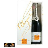 Szampan Veuve Clicquot Demi-Sec 0,75l w kartoniku, 3724