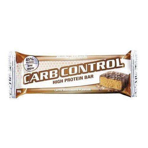 Body attack baton carb control - 100g - latte macchiato
