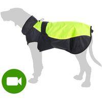 Kamizelka dla psa Illume Nite Neon - Dł. grzbietu: 35 cm