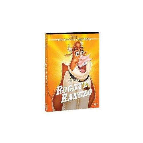 ROGATE RANCZO (DVD) DISNEY ZACZAROWANA KOLEKCJA
