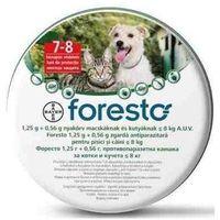 Foresto bayer Bayer foresto obroża dla małych psów i kotów 38cm