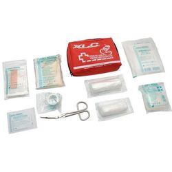Xlc Apteczka pierwszej pomocy , czerwona, 150 x 50 x 100 mm, na rzep