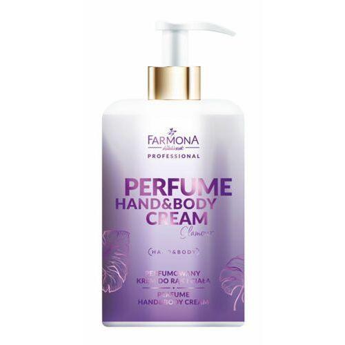 Farmona perfume hand & body cream glamour perfumowany krem do rąk i ciała - Rewelacyjny rabat