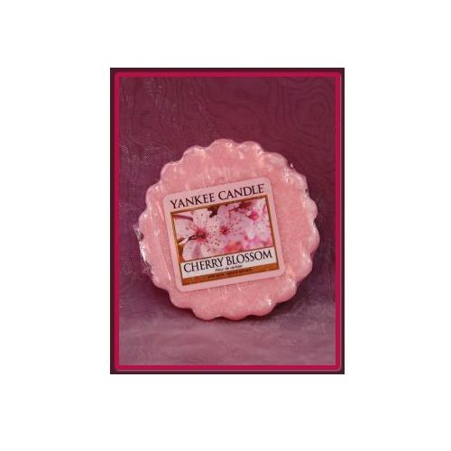 Yankee candle Kwiat wiśni (cherry blossom) - wosk zapachowy