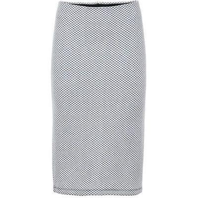 9544b5d740ef81 Spódnice i spódniczki Materiał: poliester, Kolor: biały, Rozmiar: 44 ...