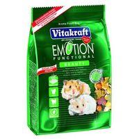 VITAKRAFT Emotion Beauty - karma dla chomika 600g